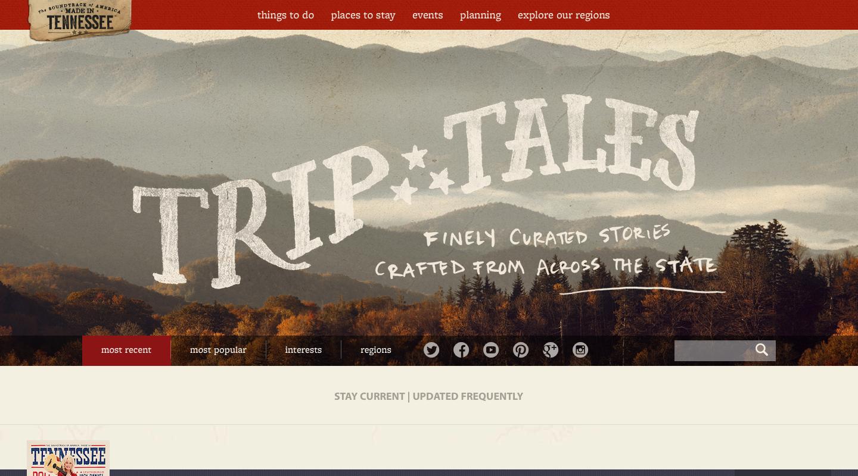 Tennessee TripTales